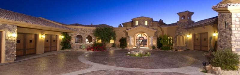 Estates for sale in troon troon million dollar homes for for Million dollar cabins for sale