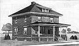 100 Years Ago The Sears Modern Homes Catalog