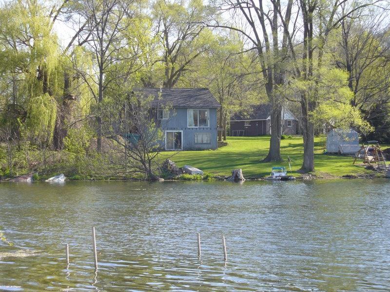 southeastern michigan lake homes under 80 000