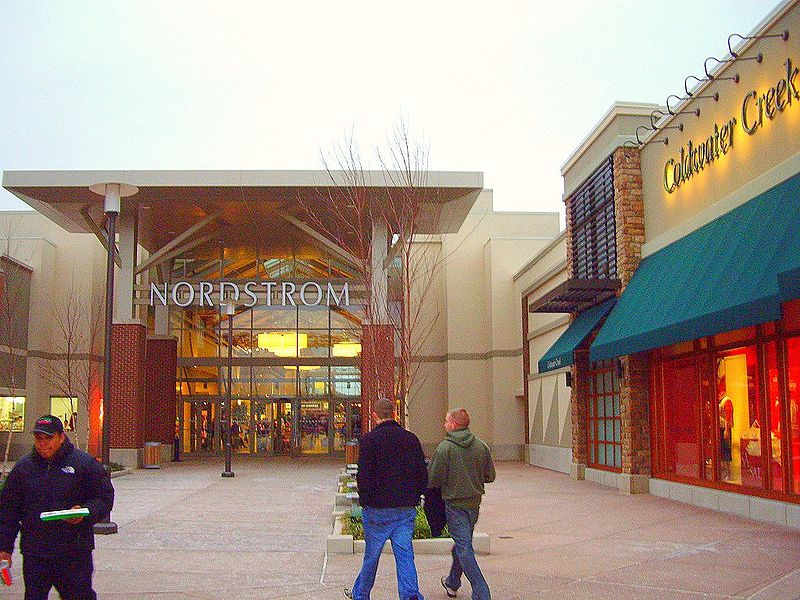 Shop Till You Drop At Freehold Raceway Mall