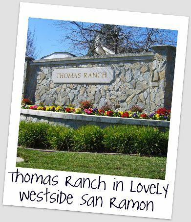 Homes for Sale in Thomas Ranch in San Ramon CA