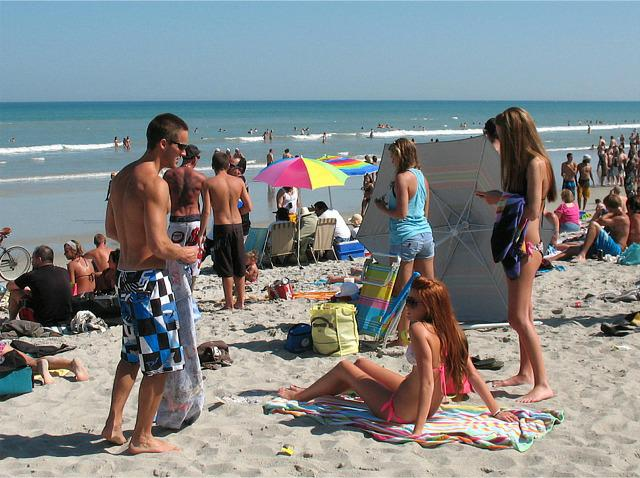 Assured, what Cocoa beach florida spring break was and