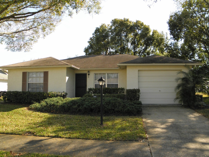 Heritage Lake Home In New Port Richey