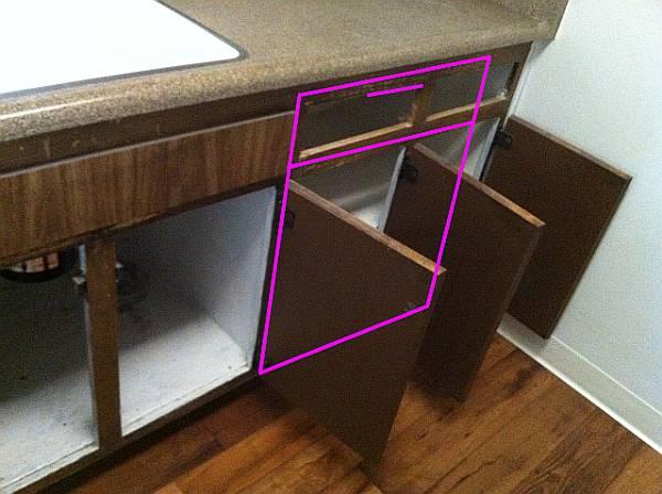Adding a Dishwasher in an Apartment Kitchen in Sacramento