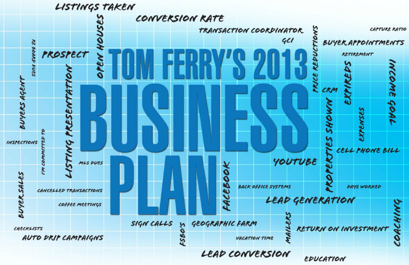 tom ferry business plan 2012 nissan