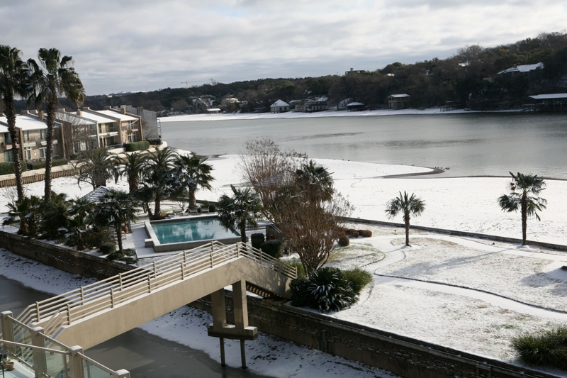 Image result for Austin in winter