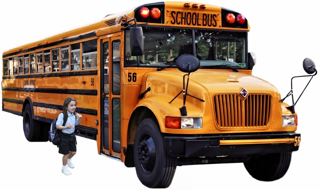 Indianapolis School Bus