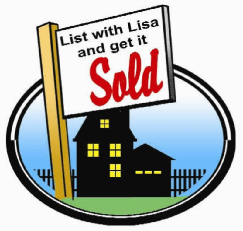 List real estate with Lisa and get it sold