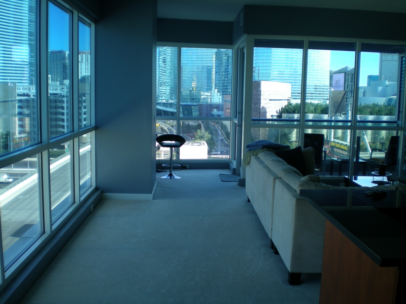 Panorama Towers Corner End Condo For Sale
