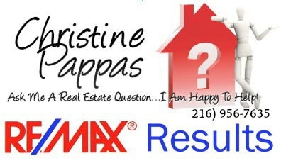 Christine Pappas at RE/MAX Logo