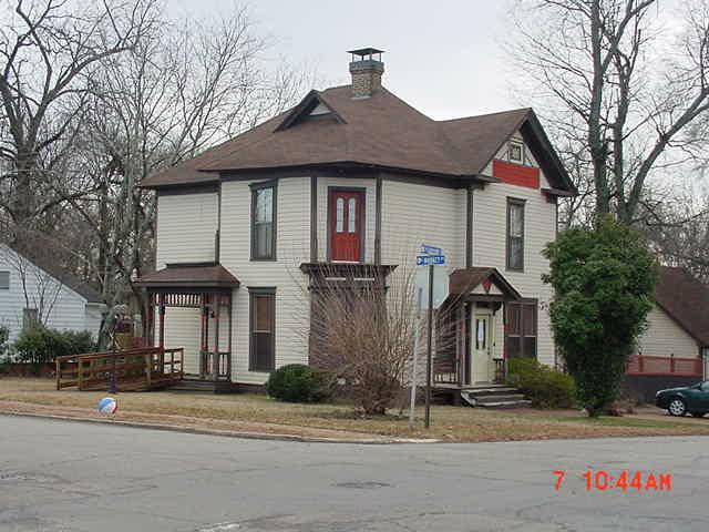 Victorian home Searcy AR