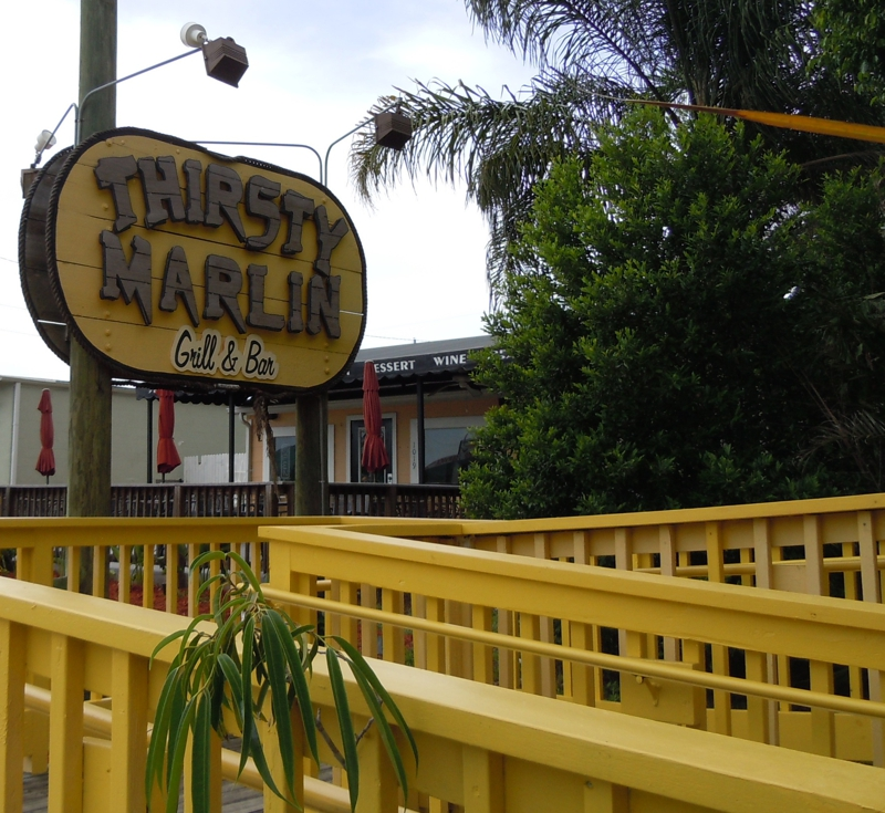 The Thirsty Marlin, Palm Harbor Florida