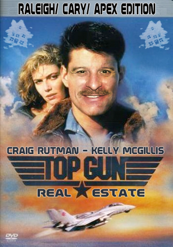 Sure Tom Cruise Was Good in Top Gun. But How Would He Do in the Wonderful World of Real Estate...