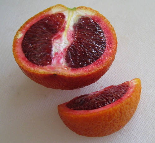INTERNATIONALLY COVETED BLOOD ORANGE
