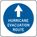 know your evacuation route