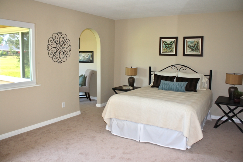 San Marcos Vacant Home Staging