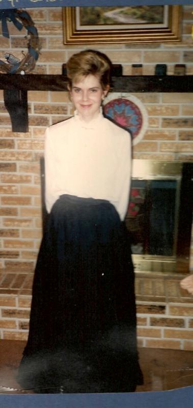 Marilyn Boudreaux 1988