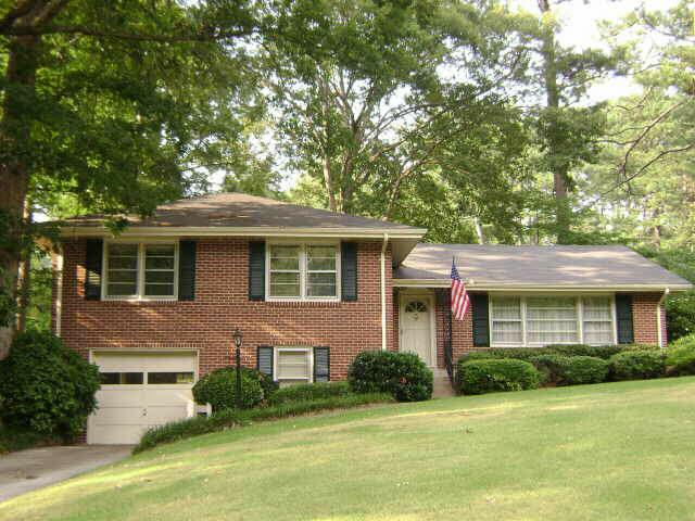 Homes In Clairmont Heights Decatur Georgia