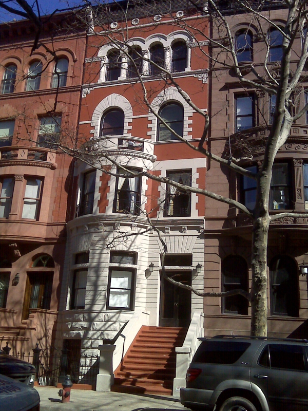 West 88th Street Townhouse - Park Block