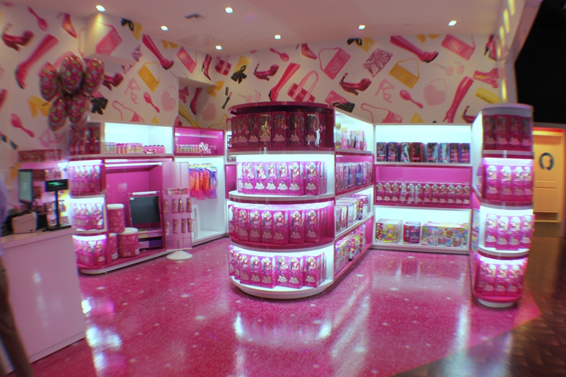 Barbie DreamHouse Sawgrass Mills Florida