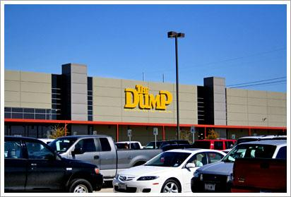 The Dump Furniture Store Dallas Texas