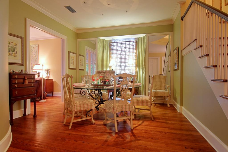 2801 Colquitt, Houston Texas - Dining Room
