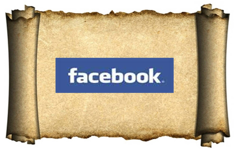 """Follow and """"Like"""" Me on Facebook!"""