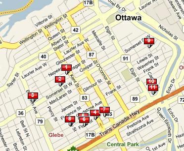 Centre Town Ottawa
