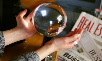 Home Pricing using a crystal ball
