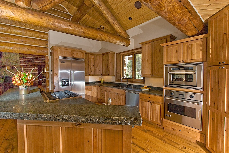 Luxury Highlands At Breckenridge Log Home Price Reduced By