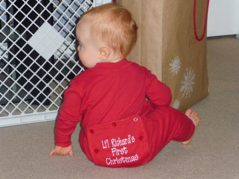 babys first christmas outfit - wlrtradio.com