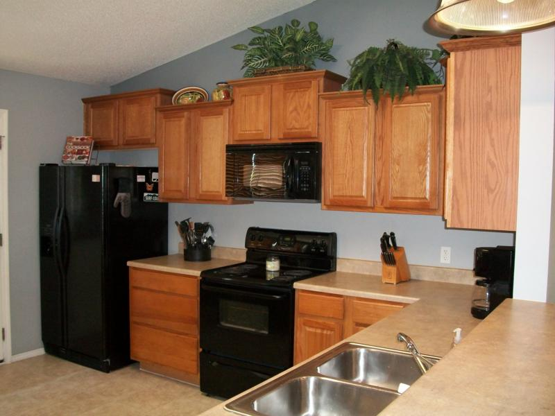 Kitchen in Owasso, Oklahoma