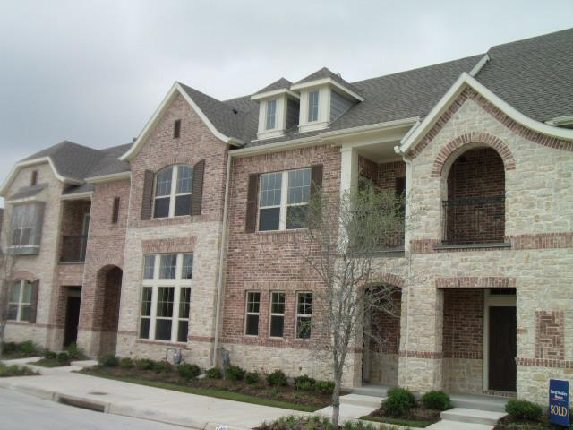 Brickrow Townhome for Sale Richardson TX