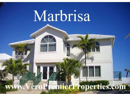Marbrisa Homes For Sale Vero Beach Florida Gated Ocean