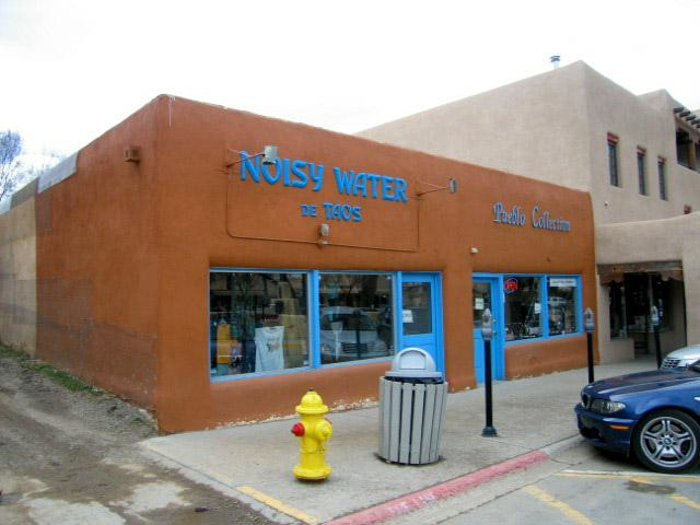 Business for Sale on Historic Taos Plaza