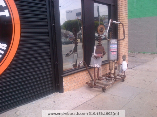 West Los Angeles realtor Endre Barath