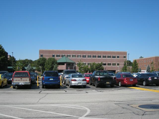Purdue Calumet Campus Building In Hammond, IN