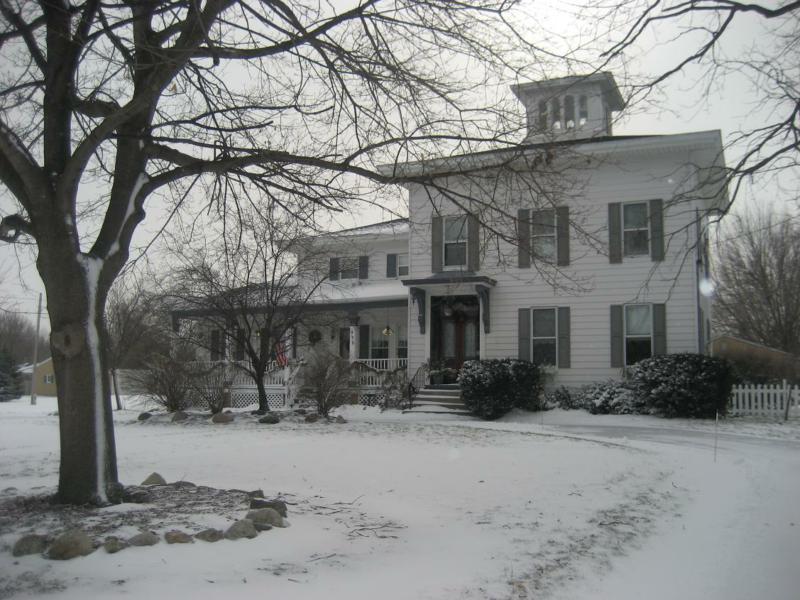 Jenison Mi Has Its Very Own Historical Mansion The Hiram Jension Miller Home 930 Port Sheldon