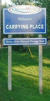 carrying place