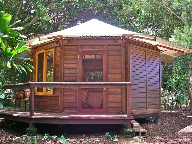 Mandala Eco Homes Now Make Deluxe Yurts For Maui