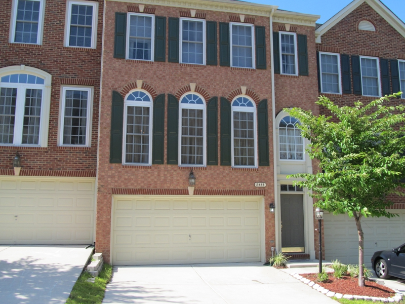 lorton virginia townhome for rent 2 550