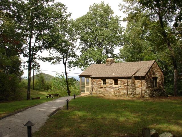 Monte Sano State Park Cabins