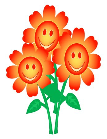 Happy Flowers - Wayland