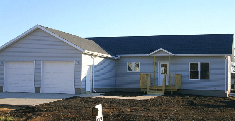 New All American Modular Homes Back In Storm Lake Iowa