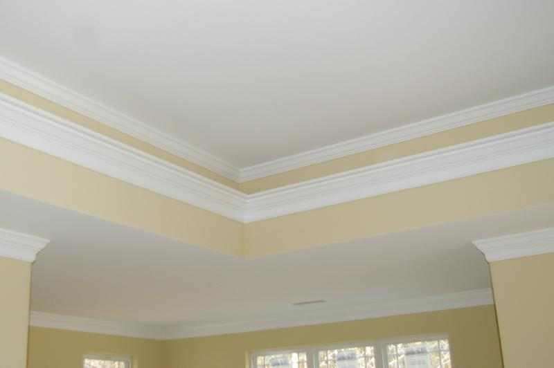 tray ceiling designs. Extra Deep Tray Ceiling with