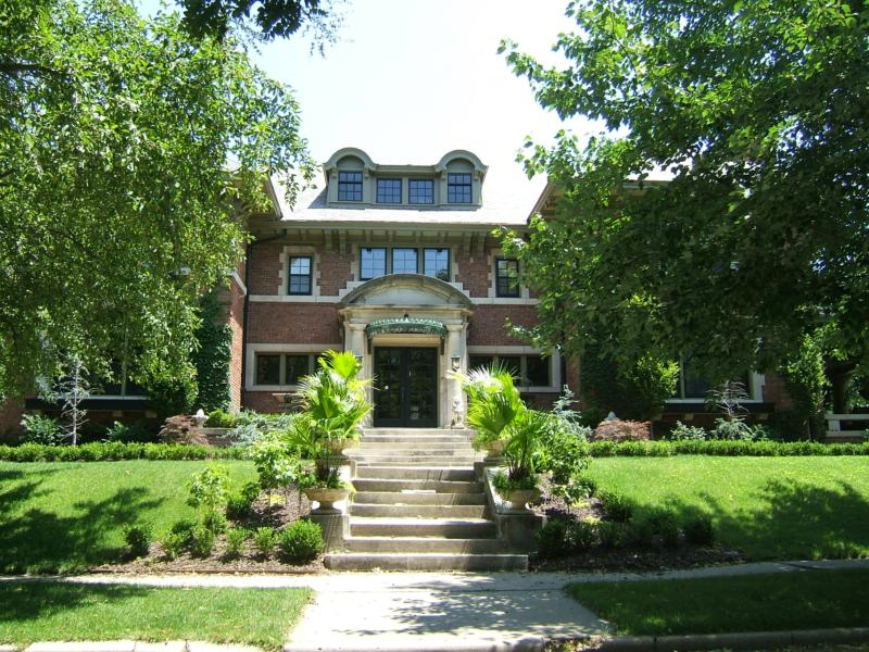 Homes in Kansas City - Historic Roanoke