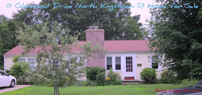 19 Glenwood Drive North Kingstown RI home for sale