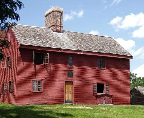 New england colonial home for New england colonial homes