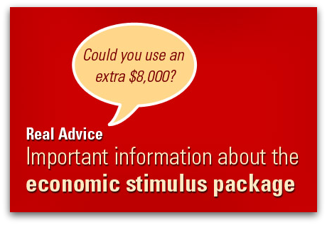 Real Living ecard First Time Home Buyer