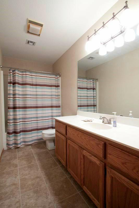 Hall bathroom Copper Meadows Owasso OK
